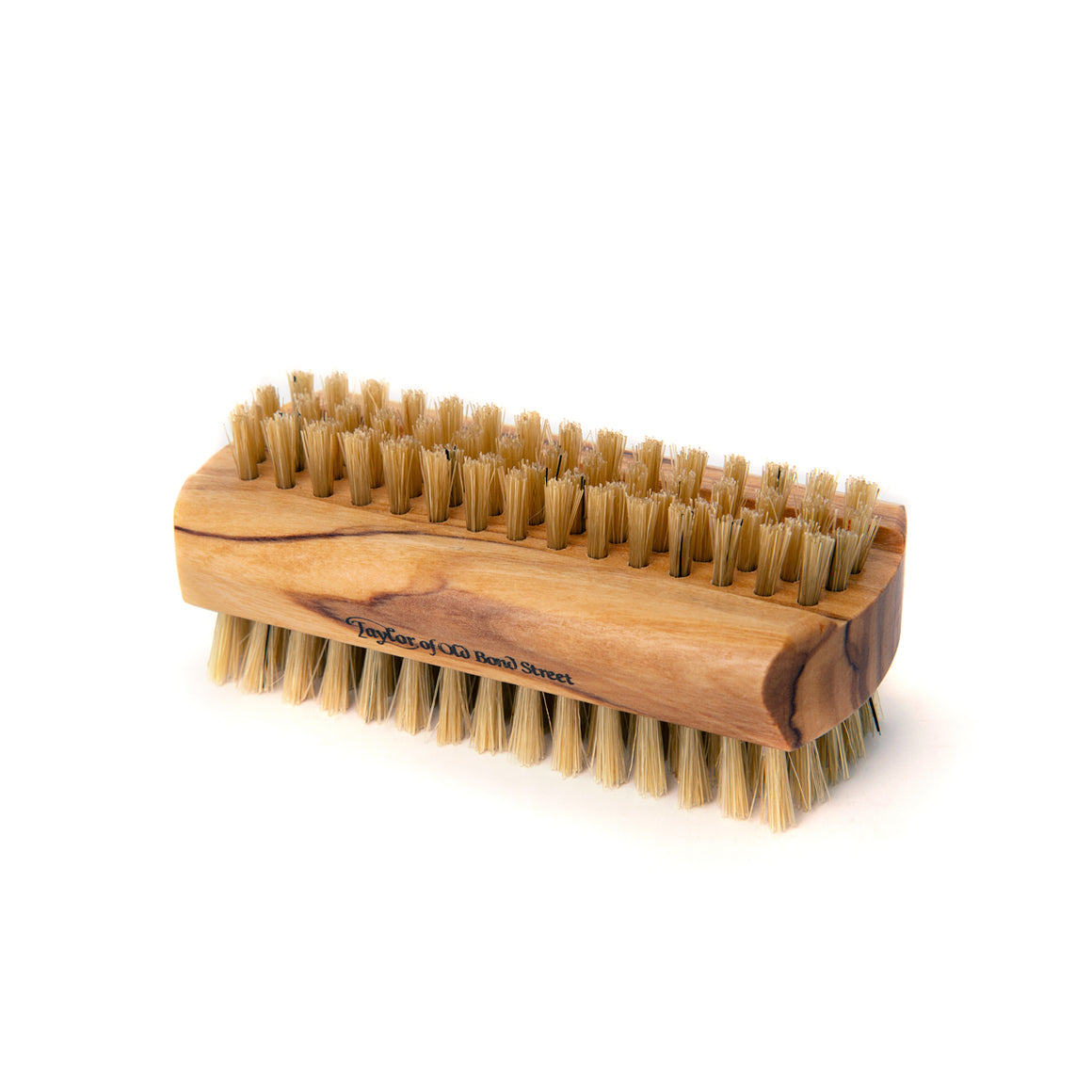 Medium Olivewood Pure Bristle Nail Brush
