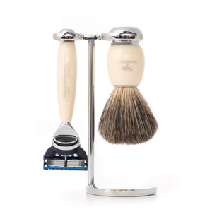 Pure Fusion Georgian Shaving Set