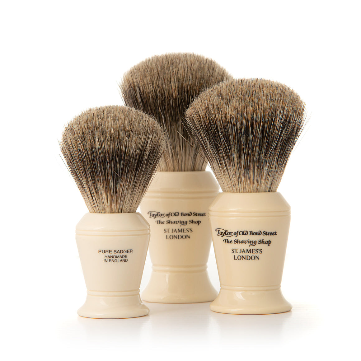 Vase Pure Badger Shaving Brush