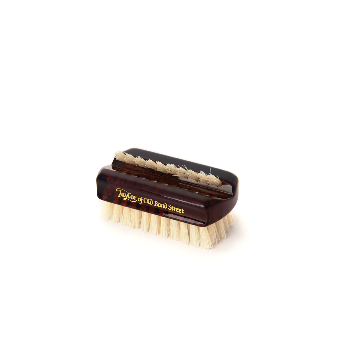 Small Acrylic Pure Bristle Nail Brush