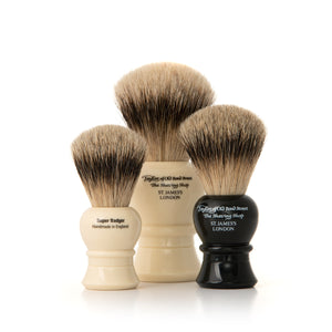 Traditional Super Badger Shaving Brush