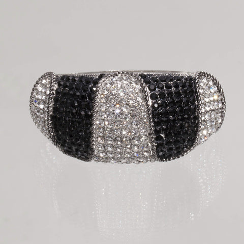 Encircled in Sparkles Cuff Bracelet
