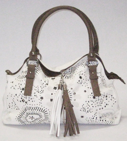 Pinwheels and Stars Hand Bag