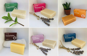 Soap that doesn't cost the Earth...