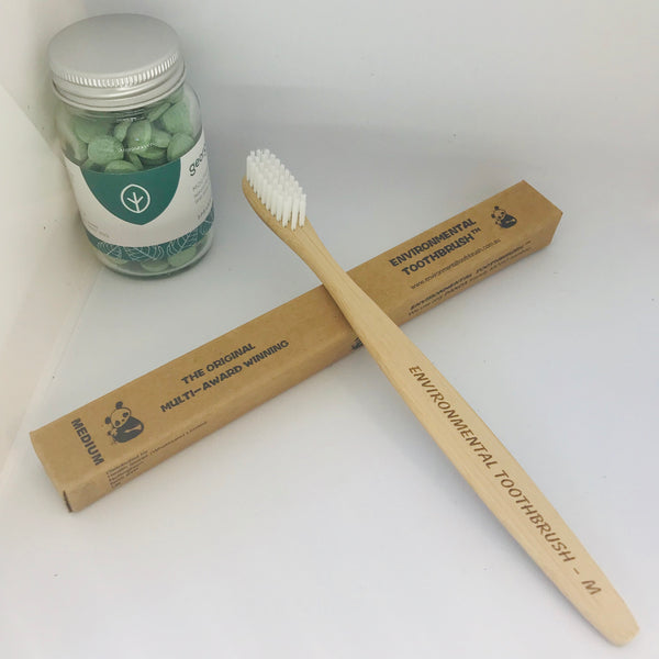 The Environmental Toothbrush - Adult Medium