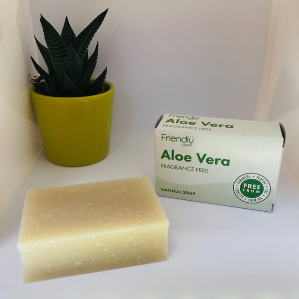 Friendly Soap - Aloe Vera