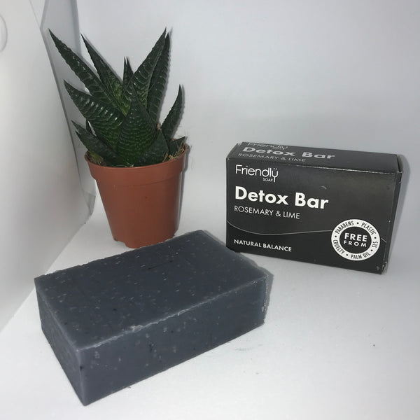 Friendly Soap - Detox Bar