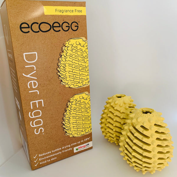 EcoEgg Dryer Egg (Fragrance Free)