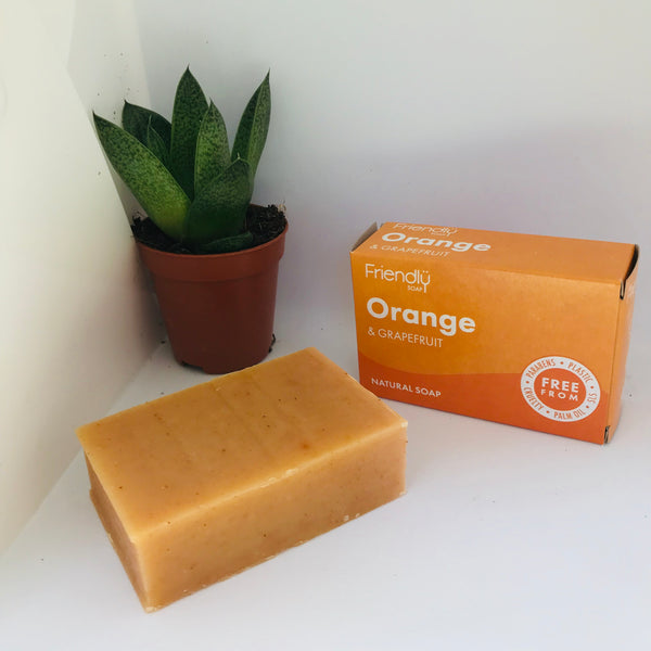 Friendly Soap - Orange and Grapefruit