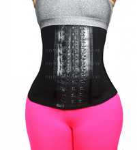 Charger l'image dans la galerie, Gaine waist trainer active wear latex - MWT® Gaine corset minceur