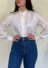 Load image into Gallery viewer, 1960s Edwardian Blouse