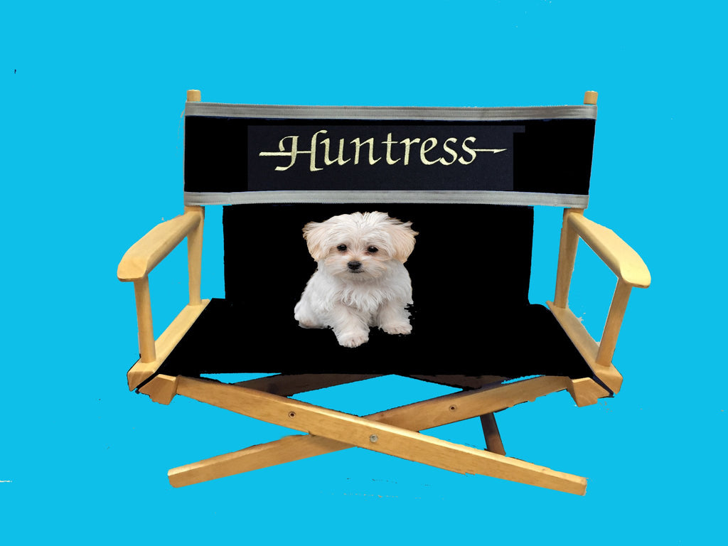 Pet Personalized Director's Chair