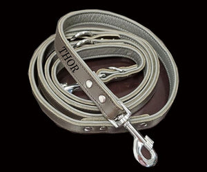 Leather Adjustable Leather Leashes