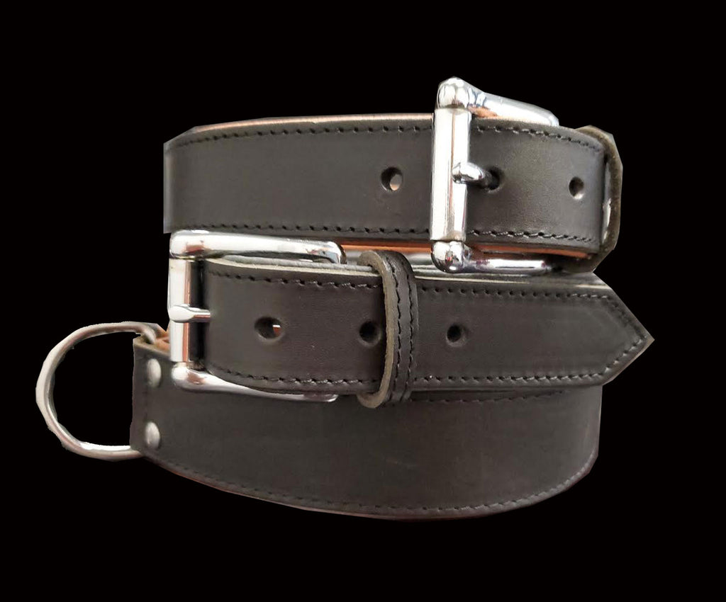 Pure Leather Engraveable Collar