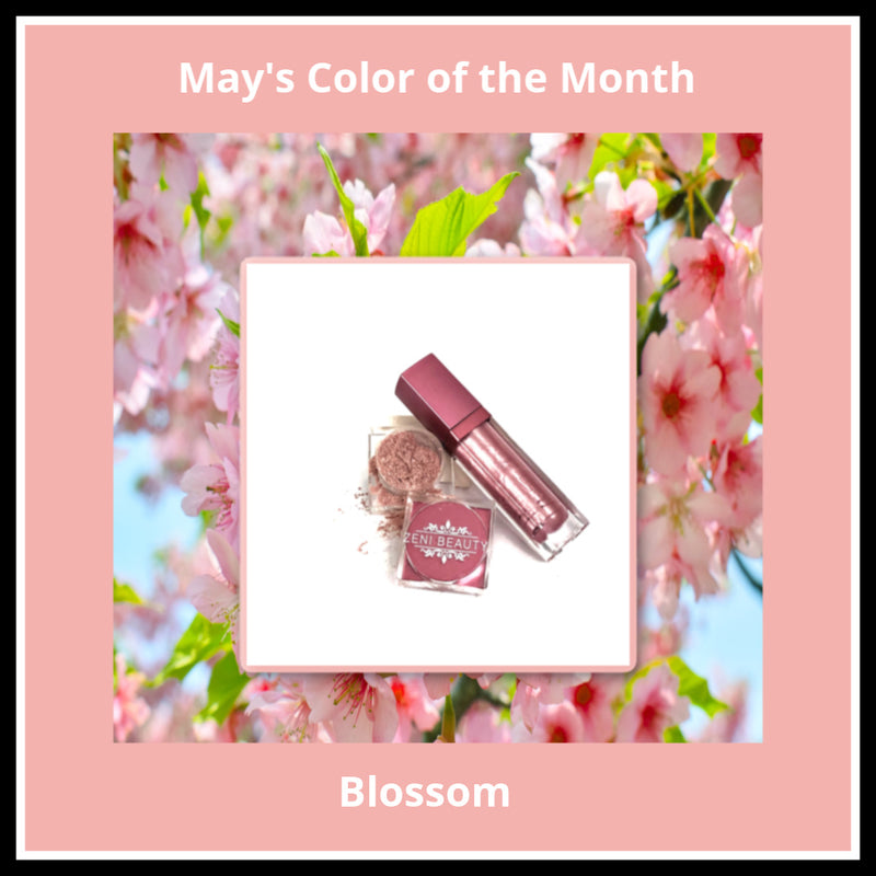 May's Color of the Month is Blossom