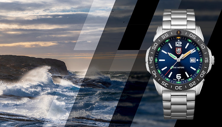 Luminox: Born in the Pacific!
