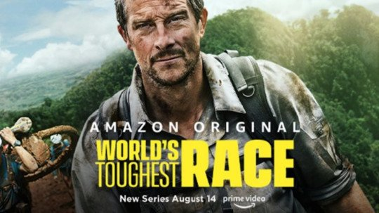 When is Bear Grylls' World's Toughest Race: Eco-challenge Fiji on TV?