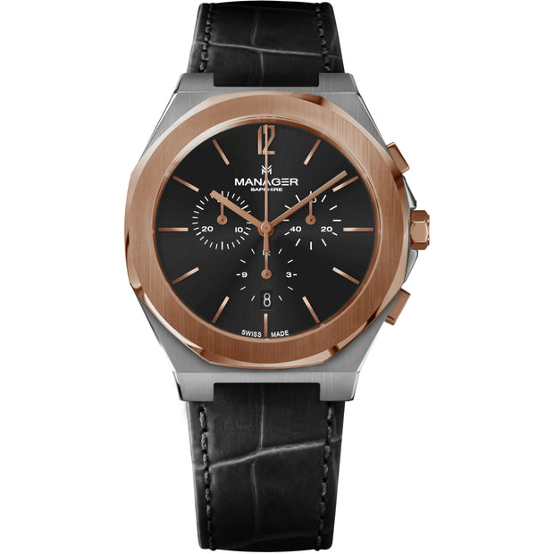 Urban Chrono MAN-RS-06-BL