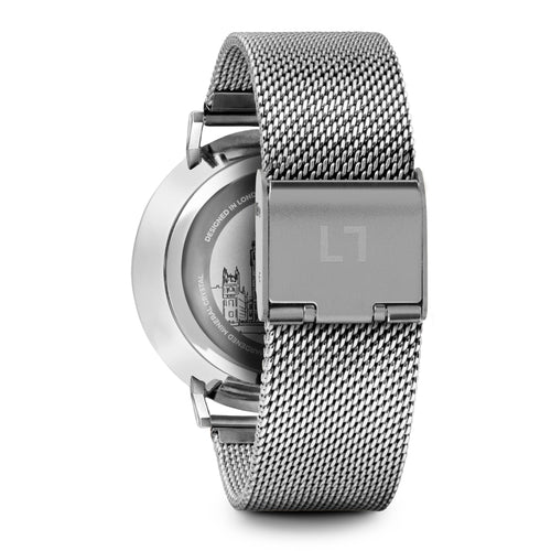 36MM - MAYFAIR S - SILVER BLACK - 8425402504345