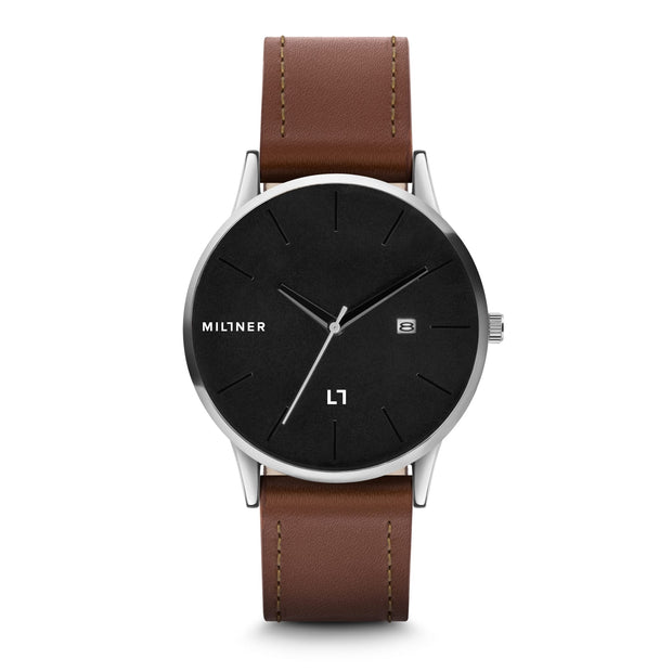42MM Rodney - Dark Brown 8425402504772