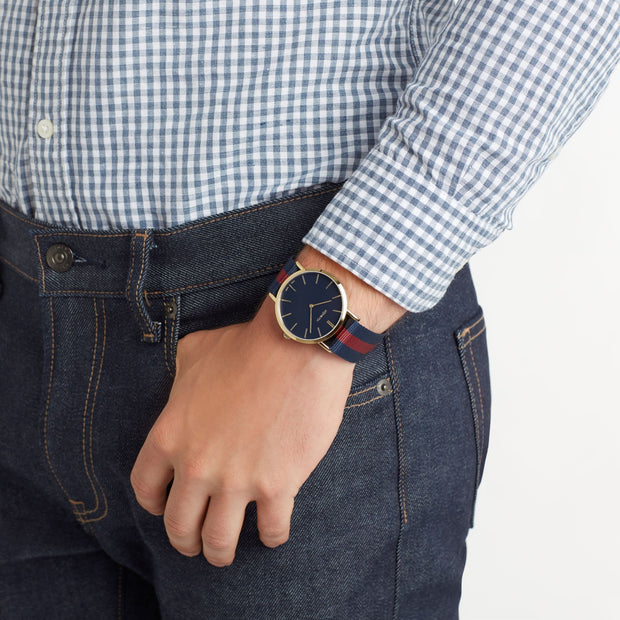 Smart Casual 40 mm - WRG.34140.ND