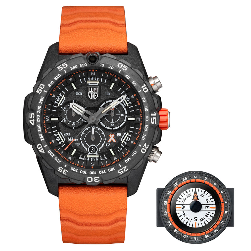 Bear Grylls Survival, 45 mm, Chronograph with Compass - XB.3749