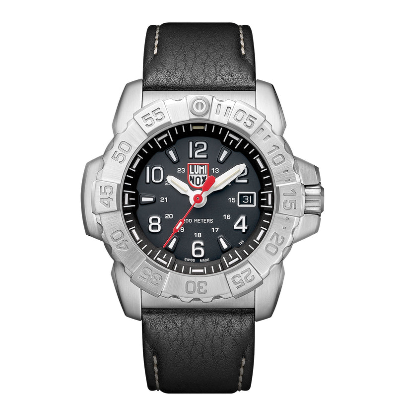 Navy SEAL Steel, 45 mm, Military Watch - XS.3251