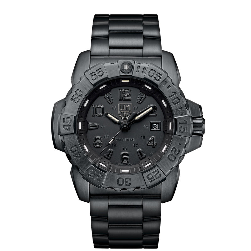 Navy SEAL Steel, 45 mm, military watch - XS.3252.BO