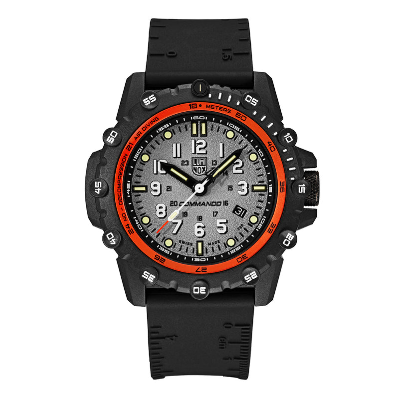 Commando Frogman, 46 mm, military watch / diver watch - XS.3301