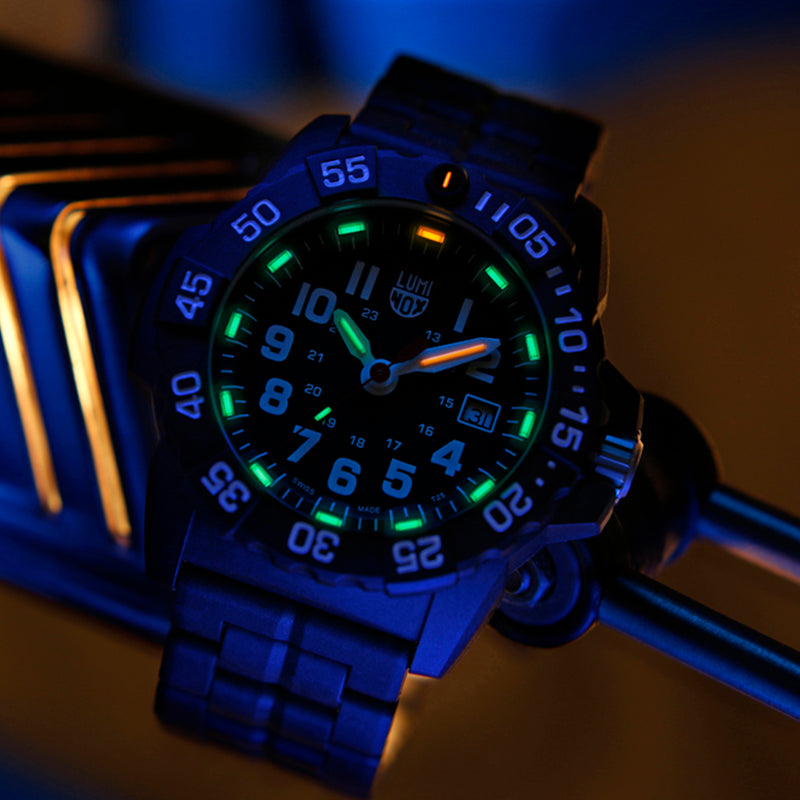 Navy SEAL, 45 mm, diver watch - XS.3502