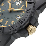 Navy SEAL, 45 mm, Military Watch / Diver Watch - XS.3508.GOLD