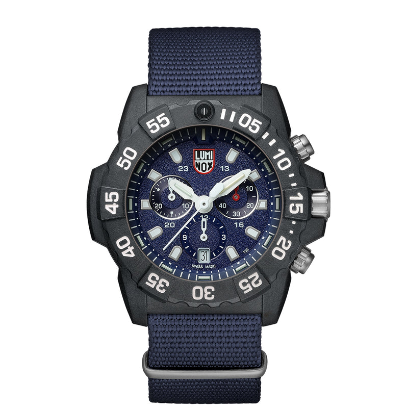 Navy SEAL Chronograph, 45 mm, Military Watch - XS.3583.ND