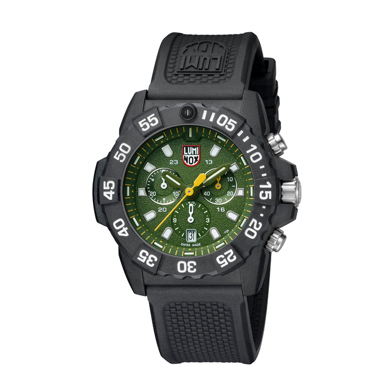 Navy SEAL Chronograph, 45 mm, Military Watch - XS.3597