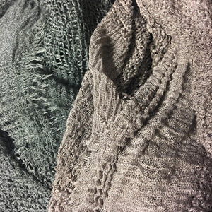 Light-Weight Blanket Scarf