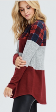 Load image into Gallery viewer, Jetty Block Knit Sweater
