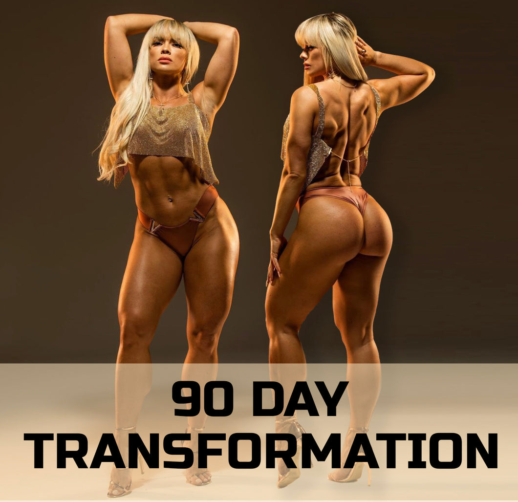 90 Day Body Architect Training