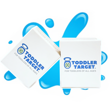 Load image into Gallery viewer, TODDLER TARGET - 2 PACK