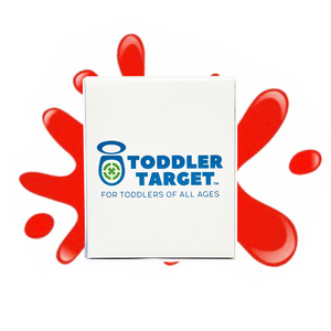TODDLER TARGET - NEW AND IMPROVED V.2!