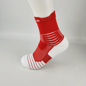 Load image into Gallery viewer, ITL Red Mid Socks