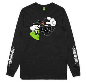 Chemical Green 2.0 Long Sleeve (Multiple Colors) - In The Lab