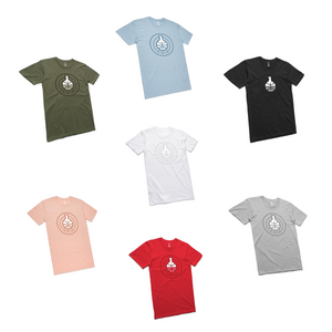 Tonal Beaker Tee (Multiple Colors)