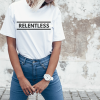 RELENTLESS Short-Sleeve Unisex T-Shirt