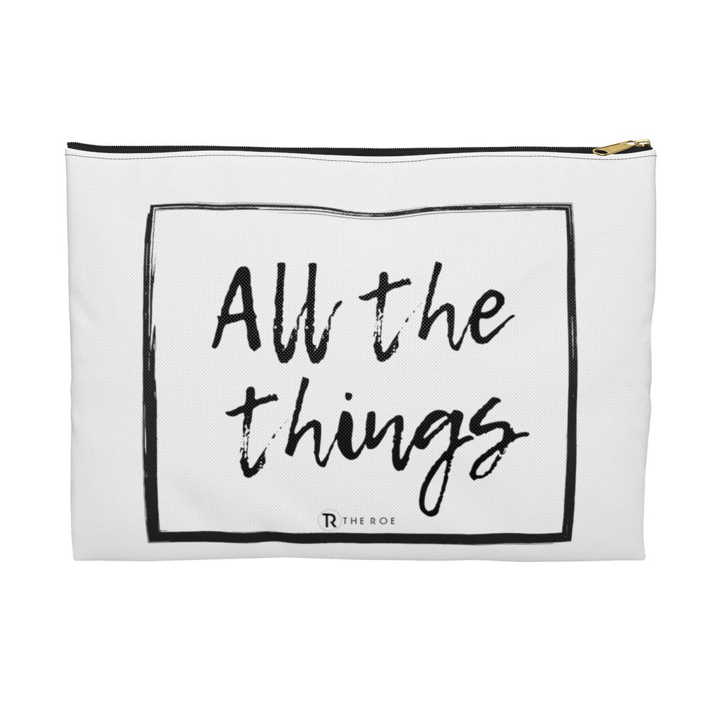 All the things Accessory  Pouch