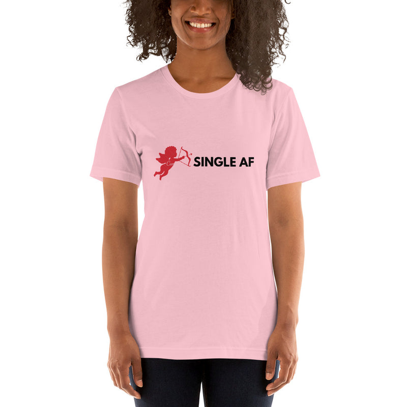 Single AF Short-Sleeve Unisex T-Shirt