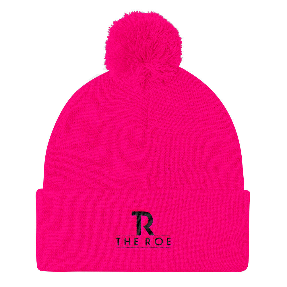 The Roe Pom Pom Knit Cap