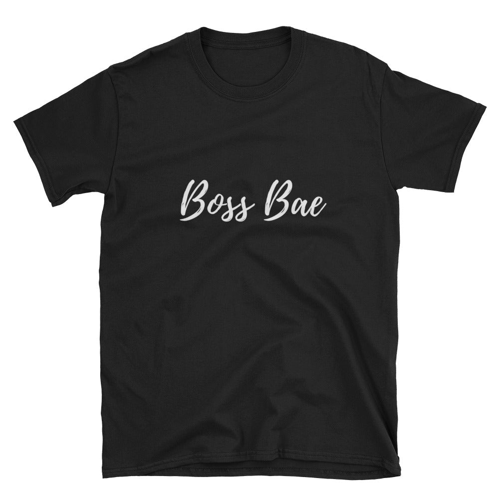 Boss Bae Short-Sleeve Unisex T-Shirt