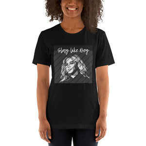 Slay Like Bey Short-Sleeve Unisex T-Shirt
