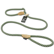 Grand Line Dog Leash for Training Walking Rope Slip Lead for Small, Medium, Large and Extra Heavy Dogs - 1.5m Long, Black