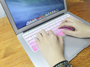 "All-inside Black Keyboard Skin for MacBook Pro 13"" 15"" 17"" (with or without Retina Display) / MacBoook Air 13"""