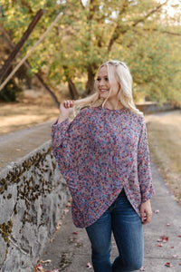 Let's Hear It For The Girls Sweater In Confetti - M & H